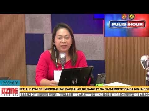Pulis Hour - Kasama si Kiko Naguit at Jho Mariano (October 17, 2019)