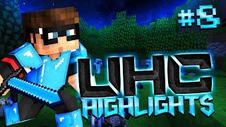 Minecraft UHC Highlights #8: End Animal Abuse!