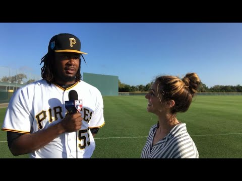 12:25 Live with Alexa Datt - 2/21/18: Jordy Mercer and Josh Bell join the show