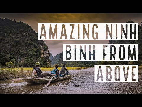 Amazing Ninh Binh From Above