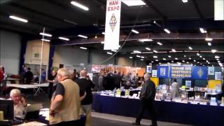 preview picture of video 'HAMEXPO 2014 à TOURS.'