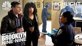 Jake and Rosa Investigate a Super Dope Murder Case - Brooklyn Nine-Nine (Episode Highlight)