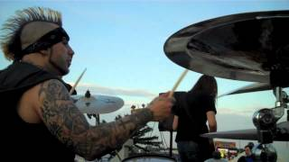 Dive - Truth About Us/All The Way Down - Meadowlands Drum Cam