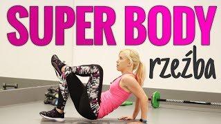 Trening SUPER BODY RZEŹBA | Codziennie Fit