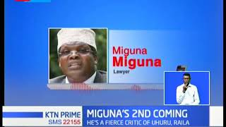 Court issues fresh orders directing the government to facilitate Miguna's entry into the country