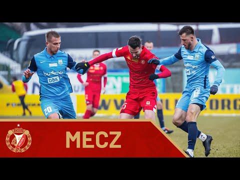 Zapis całego meczu Stomil Olsztyn - Widzew Łódź 0:1