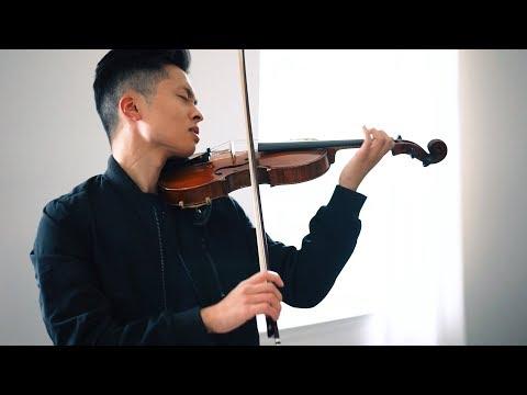 Too Good At Goodbyes - Sam Smith - Violin cover by Daniel Jang