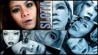 7 Deadly Sins: SLOTH | Avant Garde Makeup Collaboration ll beautifullifeofjennilyn