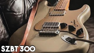Tranquil Groove Backing Track in C minor | #SZBT 300