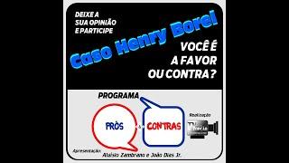 Programa Prós & Contras-Caso Henry Borel