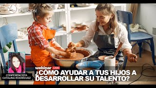 ¿Cómo ayudar a tus hijos a desarrollar su talento?