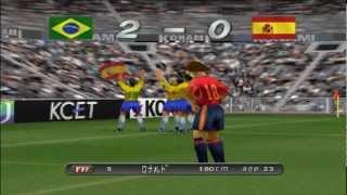 Winning Eleven 2000: U23 Medal Heno Chousen on ePSXe 1.7.0 - Playstation (PSOne) Emulator