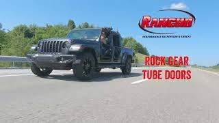 In the Garage Video: Rancho rockGEAR® Tube Doors for Jeep