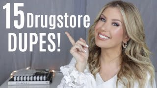 15 Makeup Dupes That Rival High End Products!