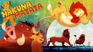 'THE LION KING' [Hakuna Matata Remix!] -Remix Maniacs