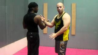 Alan Orr Wing Chun Question's 7 - Angles and Pressure