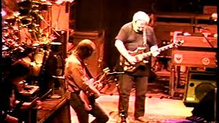 "Grateful Dead, absolutely rippin' ""Sugar Magnolia~Scarlet~Fire"" 3/27/88 Hampton, VA"