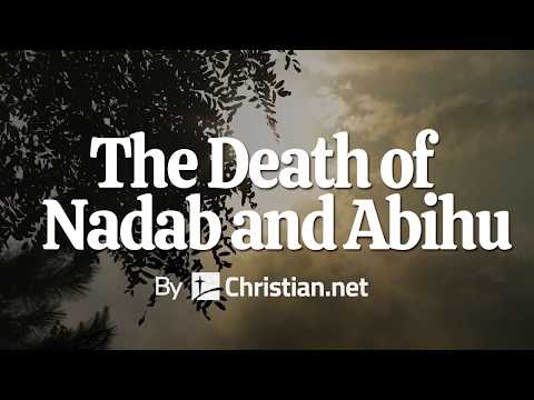 Leviticus 10: The Death of Nadab and Abihu| Bible Stories