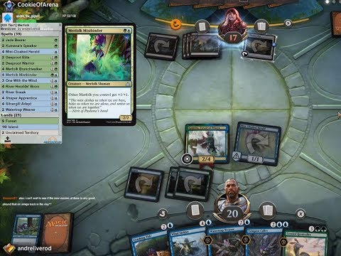 DeckHub Twitch Extension for MTG