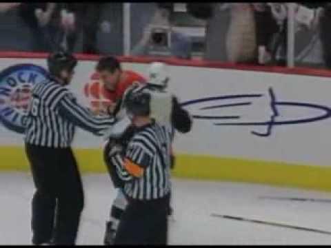 Antoine Vermette vs. Max Talbot