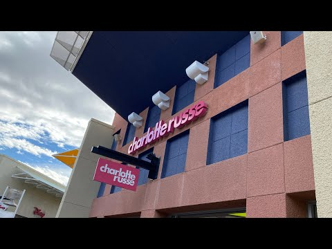 Charlotte Russe || Shopping || Fashion || Las Vegas Outlet Store || Nevada || USA