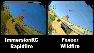 Rapidfire VS Wildfire