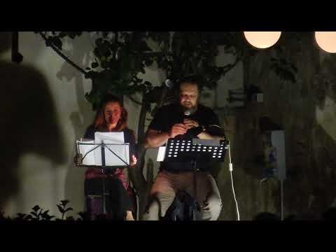 Preview video Aldo Galeazzi legge un brano tratto da Morfisa o l´acqua che dorme di Antonella Cilento