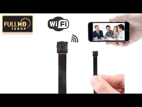 V80 HD 1080P Mini Super Small Portable P2P Wireless WiFi Hidden Spy Camera , DVR8611