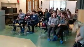 Семинар для молодых педагогов Екатеринбурга