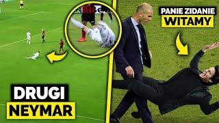 Przynejmarzył bardziej niż SAM NEYMAR! Zidane WRACA! Ramos robi WYWIAD ze sobą...