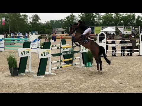 Gilles Nuytens & Jade S BK Final 1st round