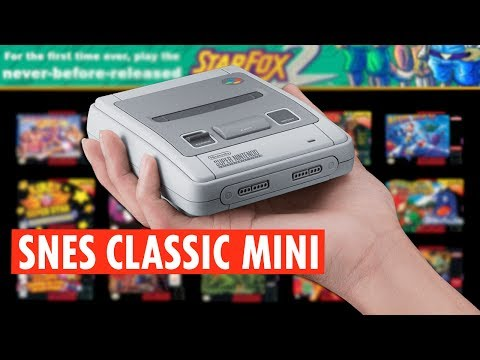 Forget SNES Classic Mini Pre-Orders - Buy a Sega Genesis or