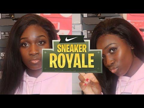 Sneaker Royale | NIKE X FORTNITE COLLAB