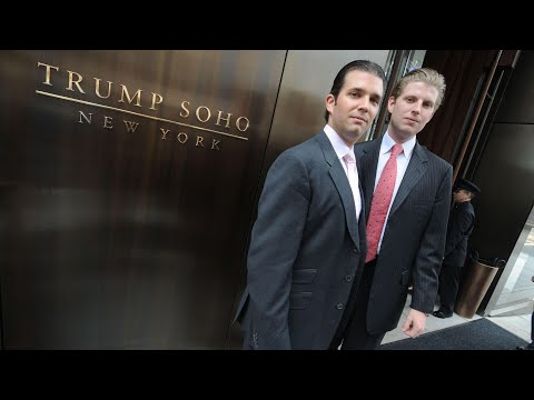 'Trump' name to be removed from the posh New York hotel