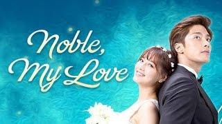 "Noble, My Love M/V ""Card Mostly His"" (English sub)   Sung Hoon & Kim Jae Kyung"