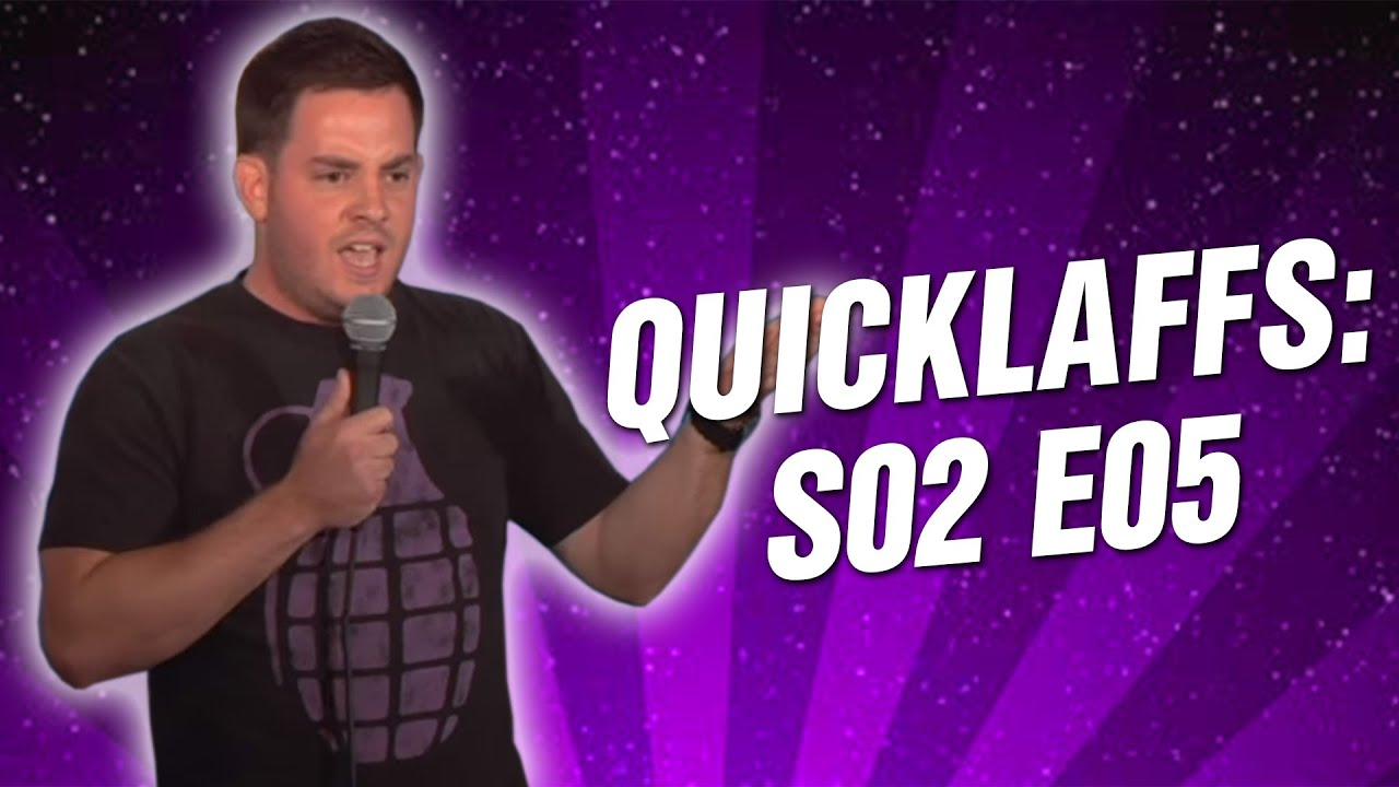 Comedy Time - QuickLaffs: Season 2 Episode 5