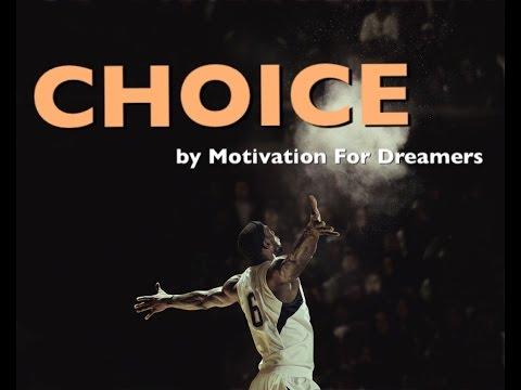 CHOICE - Motivational Video (ft. Eric Thomas, Steve Jobs)