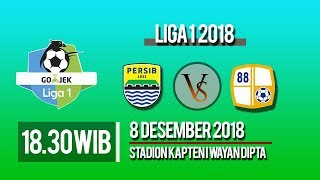 Live Streaming Persib Bandung vs Barito Putera, Sabtu Pukul 18.30