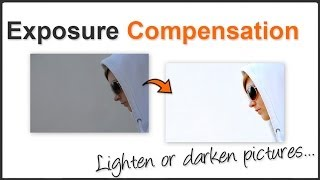 Exposure compensation