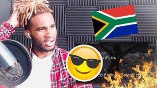 BOITY Ft. NASTY C   WUZ DAT | REACTION VIDEO