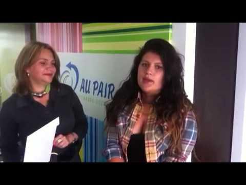 Au Pair exchange Colombia ganadora 2012