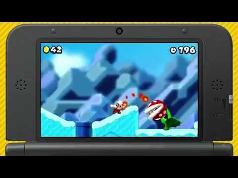 New Super Mario Bros. 2 - launch trailer
