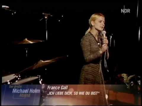 France Gall - Ich Liebe Dich, So Wie du Bist (1969) Stéréo HQ