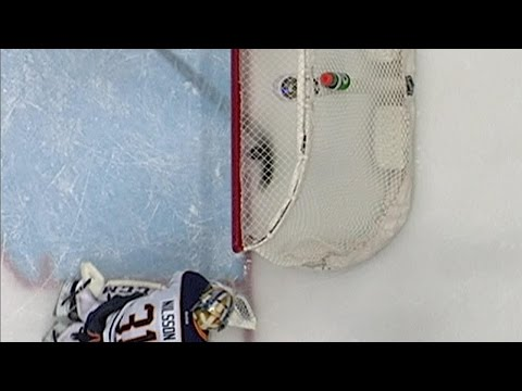 Gotta See It: McCabe makes the closest goal-line save you'll ever see