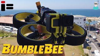 IFlight BumbleBee - Review & Cinematic Flight Footage