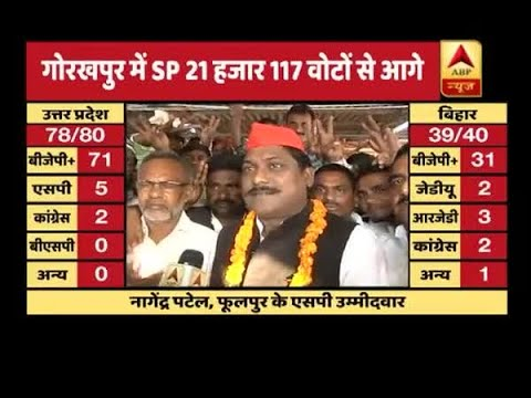 UP Bypoll Results: SP's Nagendra Pratap Singh Patel wins Phulpur LS seat by 59,613 votes
