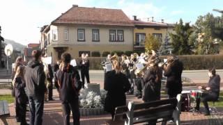 preview picture of video 'Orkiestra RYTM Zembrzyce 2014 - Matczyne łzy'