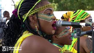 """Femi Kuti & the Positive Force - """"One People One World"""" (XPoNential Music Festival 2018)"""