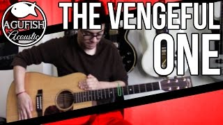 Disturbed - The Vengeful One | Acoustic Instrumental Cover
