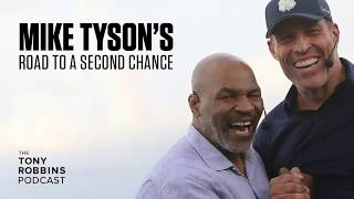 Mike Tyson's Road to Greatness!  Tony Interviews Mike to Find Out What Makes Greatness Possible.